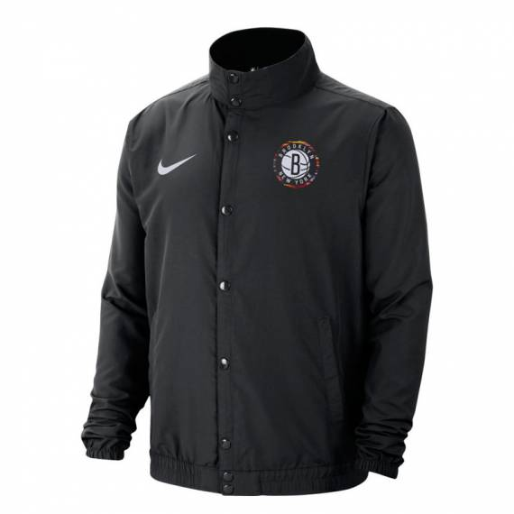BROOKLYN NETS DNA SNAP JACKET