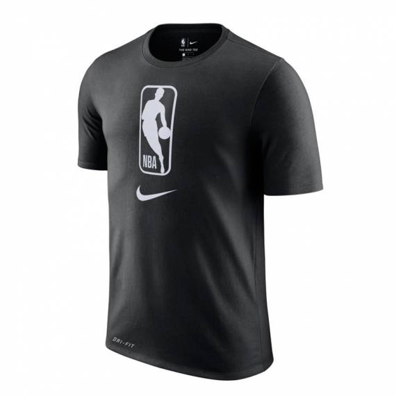 NBA ICONIC TEE BLACK