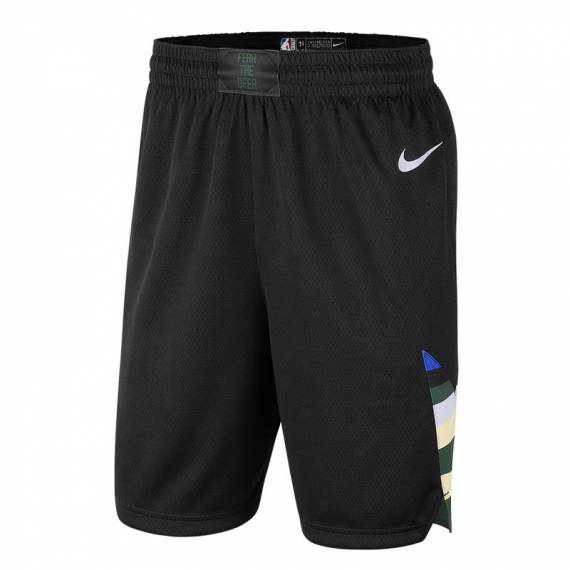 MILWAUKEE BUCKS STATEMENT EDITION SWINGMAN SHORT 2019 (JUNIOR)