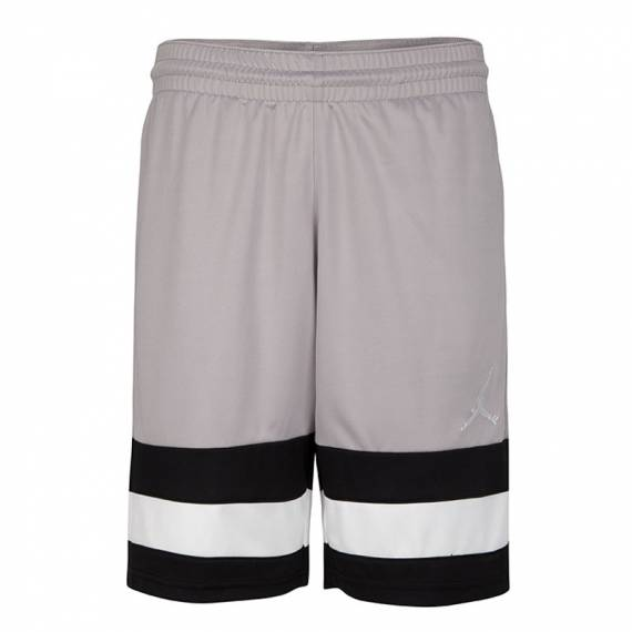JORDAN JUMPMAN 3STRIPE BBALL SHORT BWHITE (JUNIOR)