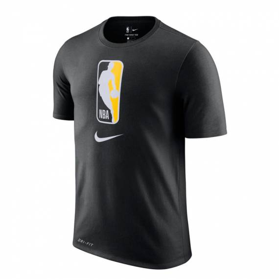 NBA ICONIC TEE YELLOW