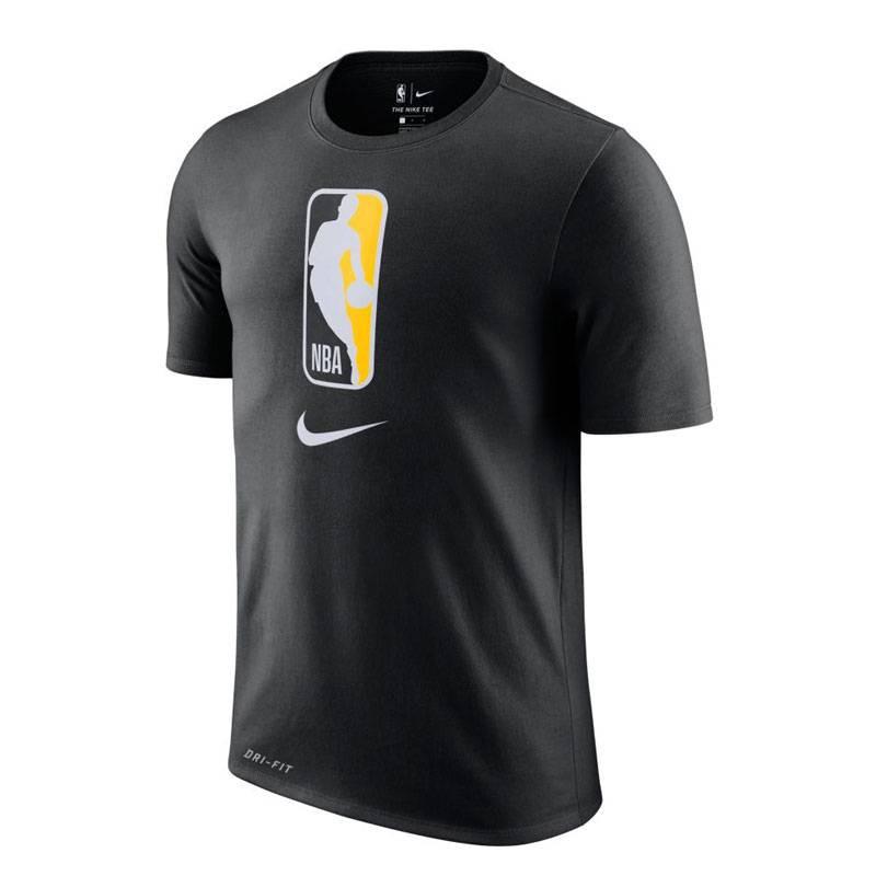 NBA ICONIC TEE YELLOW