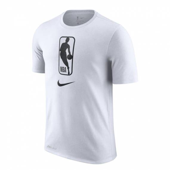 NBA ICONIC TEE WHITE
