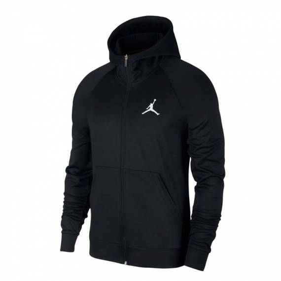 JORDAN ALPHA 23 THERMA JACKET BLACK