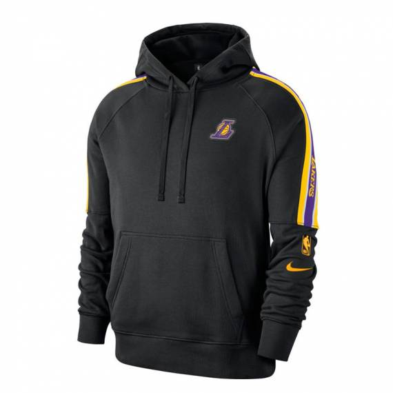 LOS ANGELES LAKERS COURTSIDE PO HOODIE