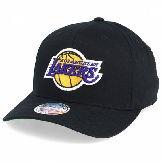 LOS ANGELES LAKERS TEAM LOGO HIGH CROWN 6 PANEL 110 SNAPBACK
