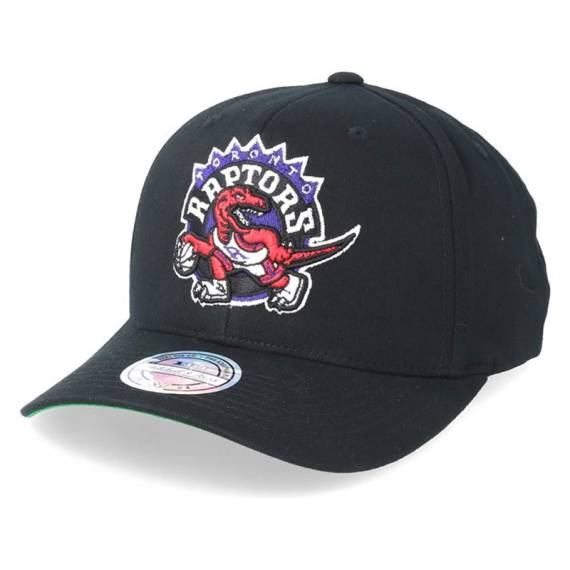 TORONTO RAPTORS TEAM LOGO HIGH CROWN 6 PANEL 110 SNAPBACK