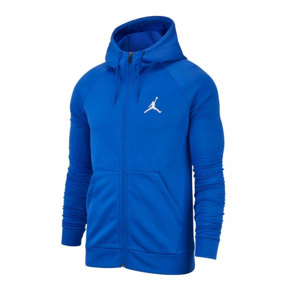 JORDAN ALPHA 23 THERMA JACKET BLUE