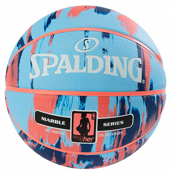 NBA MARBLE 4HER OUT BLUE