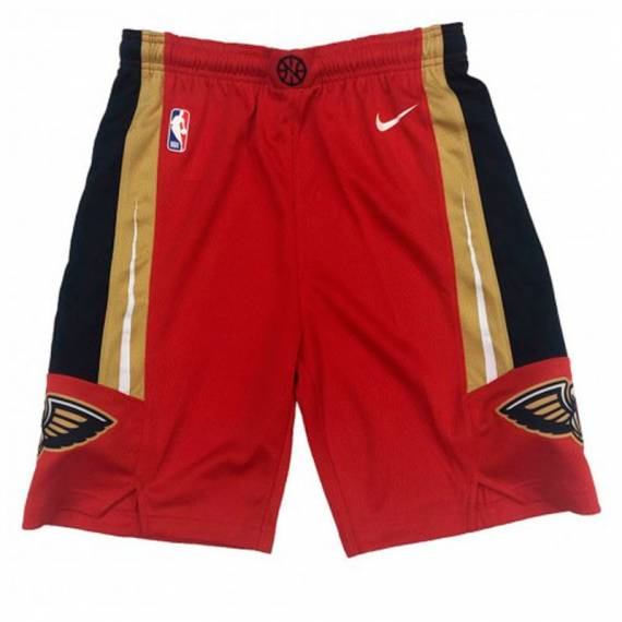 NEW ORLEANS PELICANS STATEMENT EDITION SWINGMAN SHORTS (JUNIOR)