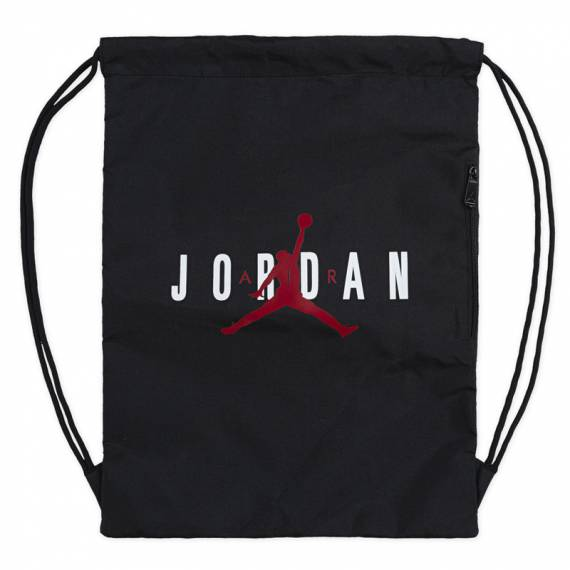 JORDAN HBR GYM SACK BLACK