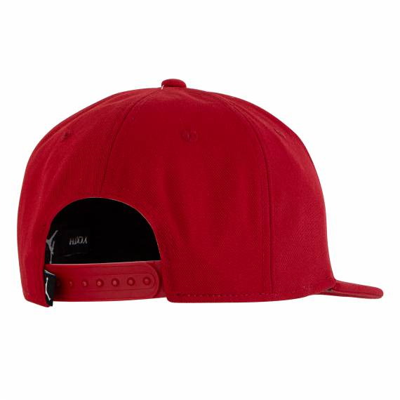 JORDAN JUMPMAN AIR CAP RED (JUNIOR)