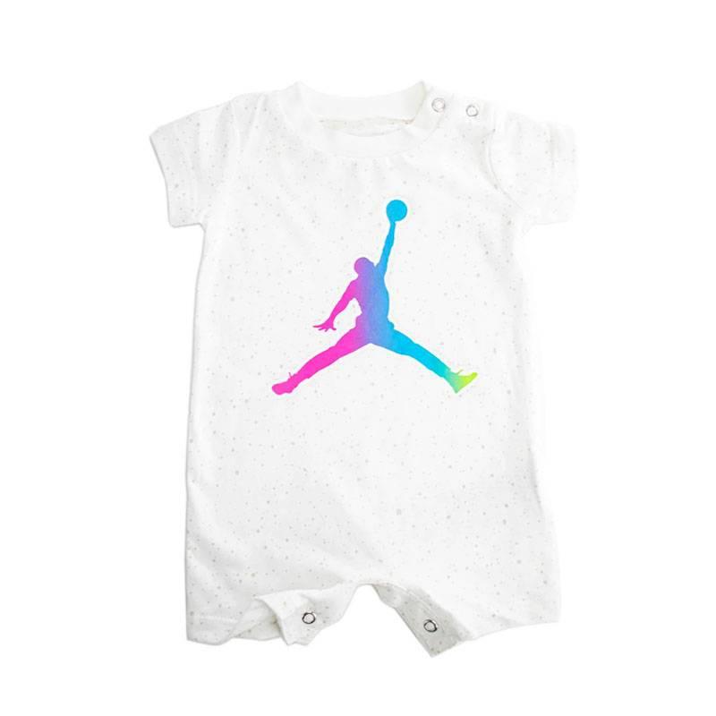 JORDAN JUMPMAN RAINBOW BABY