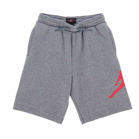 JORDAN JUMPMAN AIR FLEECE GREY (JUNIOR)