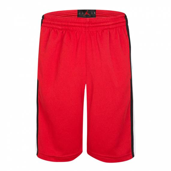 JORDAN AIR BALL SHORT RED (JUNIOR)