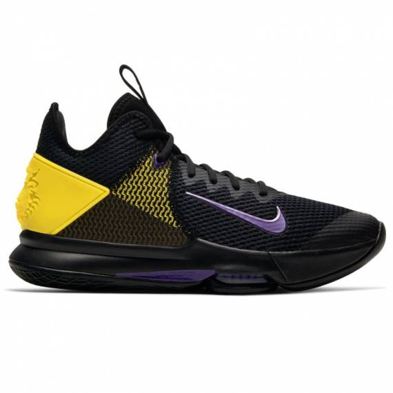 LEBRON WITNESS IV DARK LAKERS