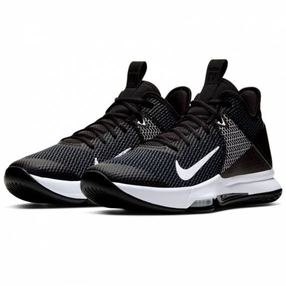 LEBRON WITNESS IV BLACK