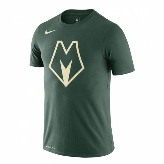MILWAUKEE BUCKS CITY EDITION TEE 2019