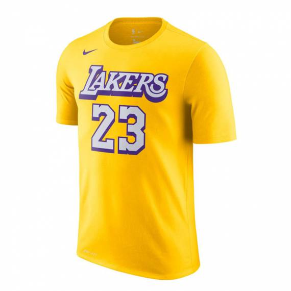 LEBRON JAMES LOS ANGELES LAKERS CITY EDITION TEE 2019