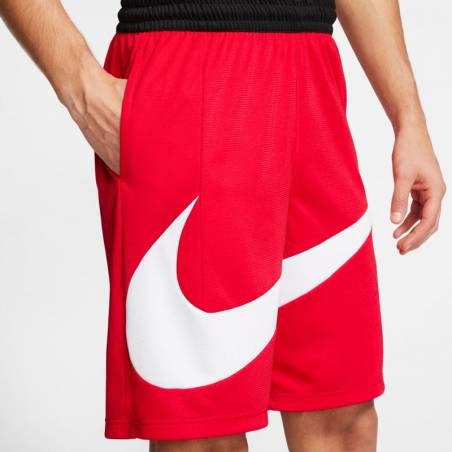 ALL SWOOSH SHORT RED