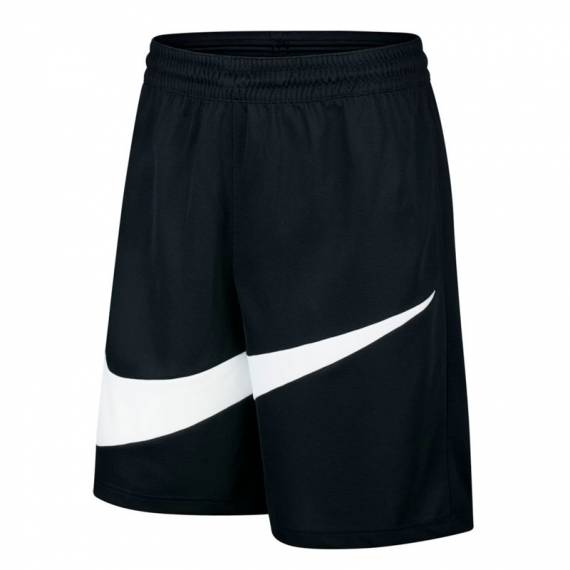 ALL SWOOSH SHORT BLACK