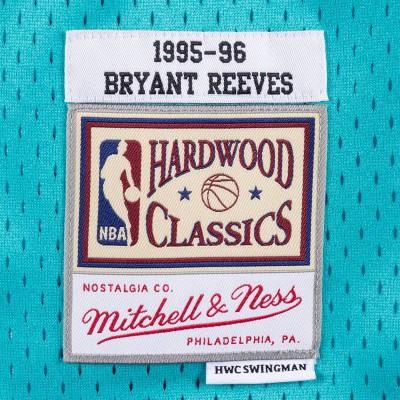 BRYANT REEVES VANCOUVER GRIZZLIES HARDWOOD CLASSICS 95-96