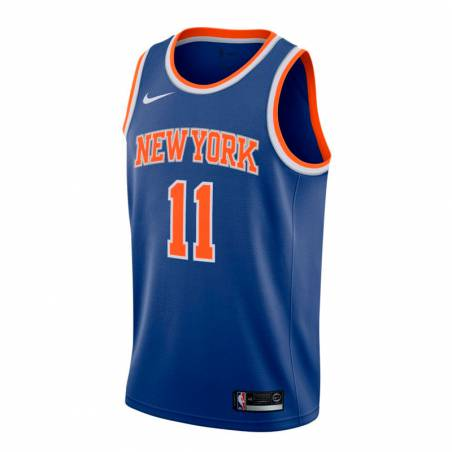 FRANK NTILIKINA NEW YORK KNICKS ICON EDITION SWINGMAN JERSEY 2019