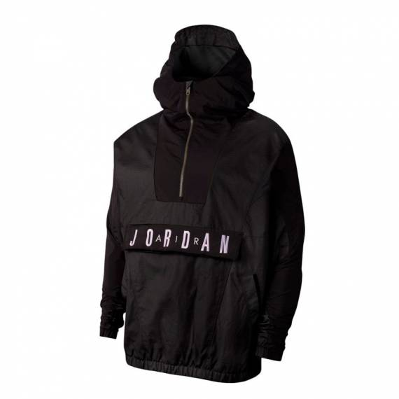 JORDAN SPORT DNA WINDBREAKER BLACK