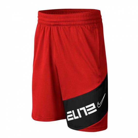 ELITE SHORT RED (JUNIOR)