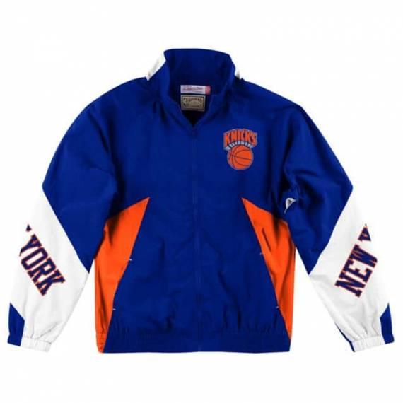 MIDSEASON WINDBREAKER NEW YORK KNICKS