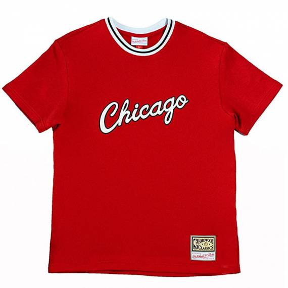 LIGHTWEIGHT FRENCH TERRY CHICAGO BULLS
