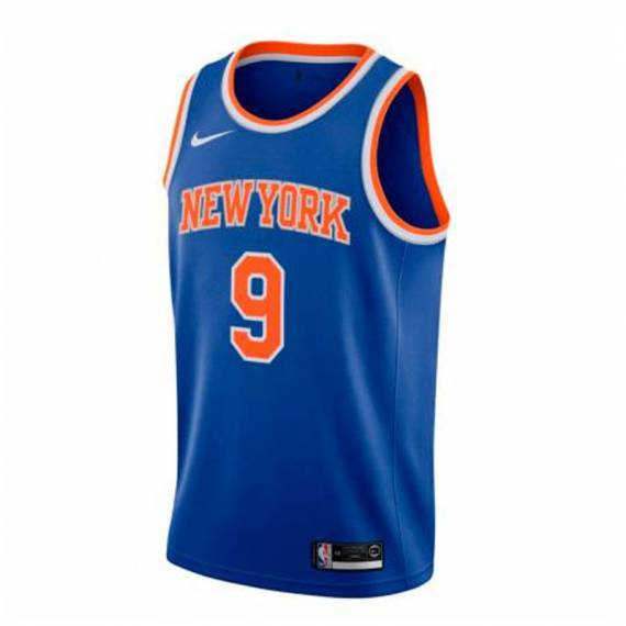 RJ BARRET NEW YORK KNICKS ICON EDITION SWINGMAN JERSEY 2019 (JUNIOR)