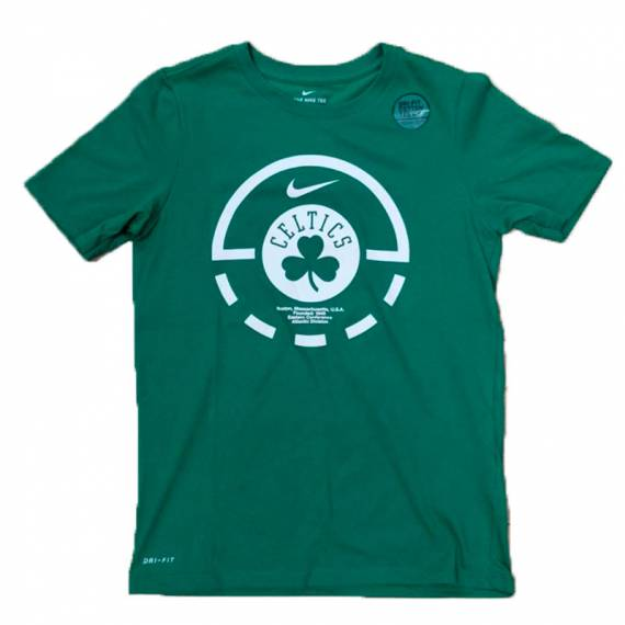 BB ELEMENT SS TEE CELTICS (JUNIOR)