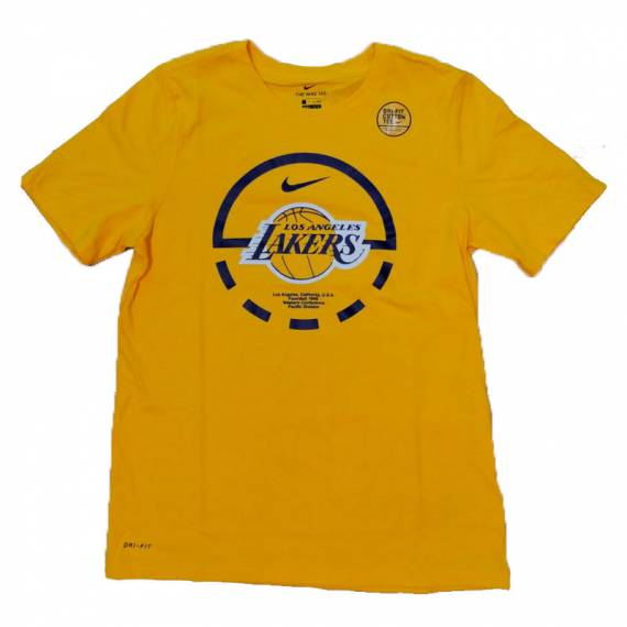 BB ELEMENT SS TEE LAKERS (JUNIOR)