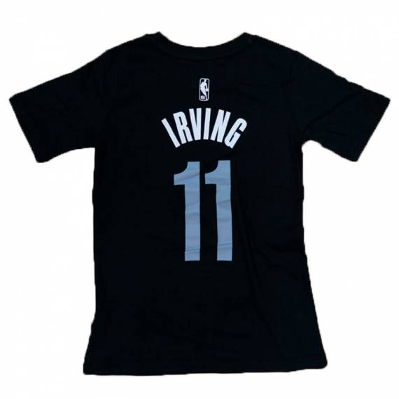KYRIE IRVING BROOKLYN ETS DARK ICON EDITION TEE 2019 (JUNIOR)