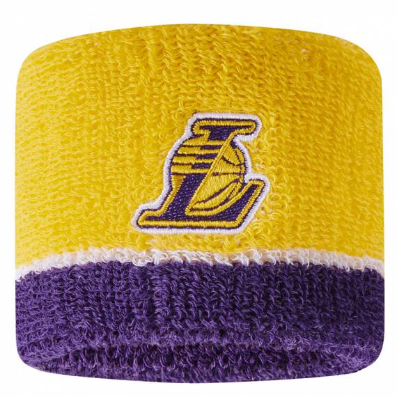 NBA WRISTBANDS LA LAKERS