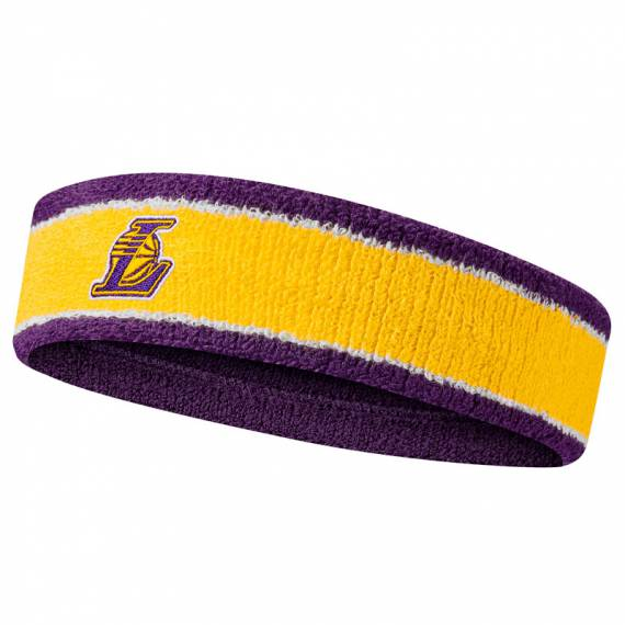 NBA HEADBAND LA LAKERS