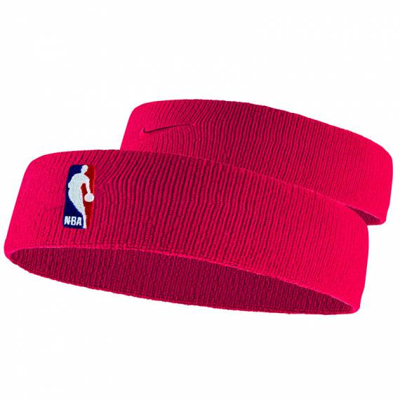 NIKE HEADBAND NBA RED