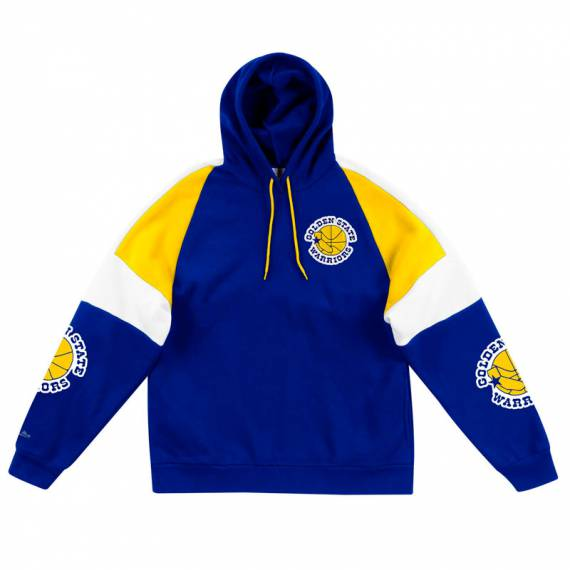 INSTANT REPLAY HOODIE GOLDEN STATE WARRIORS