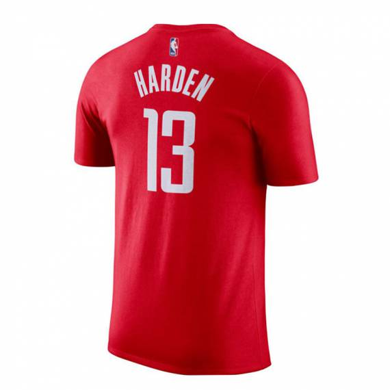 JAMES HARDEN HOUSTON ROCKETS ICON EDITION TEE 2019 (JUNIOR)