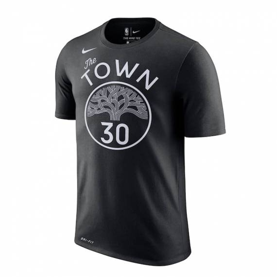 STEPHEN CURRY GOLDEN STATE WARRIORS CITY EDITION TEE 2020 (JUNIOR)