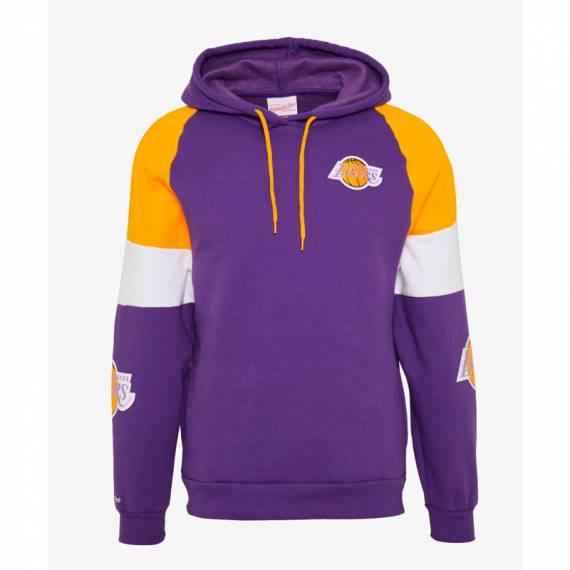 INSTANT REPLAY HOODY LOS ANGELES LAKERS