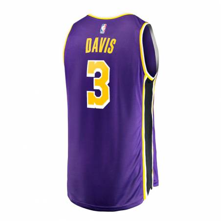 ANTHONY DAVIS LOS ANGELES LAKERS STATEMENT EDITION SWINGMAN JERSEY 2020 (JUNIOR)