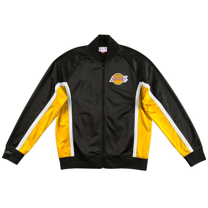 CHAMPIONSHIP GAME TRACK JACKET LAKERS