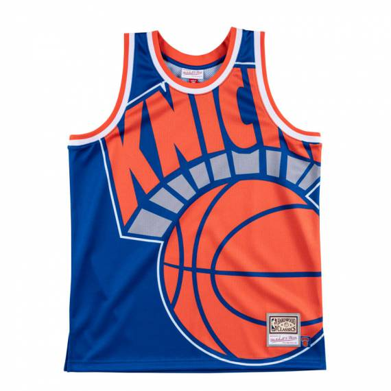 BIG FACE KNICKS JERSEY