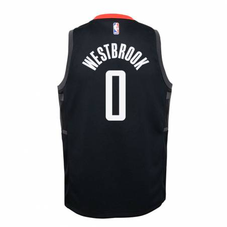 RUSSELL WESTBROOK HOUSTON ROCKETS STATEMENT EDITION SWINGMAN JERSEY 2020 (JUNIOR)