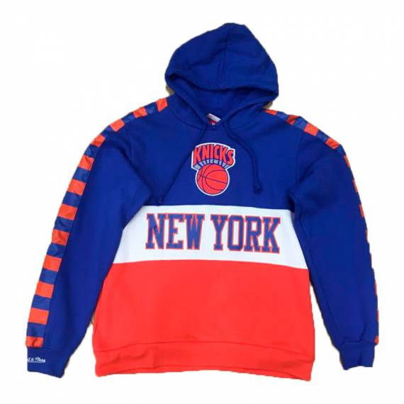 LEADING SCORER FLEECE HOODY KNICKS CLASSIC