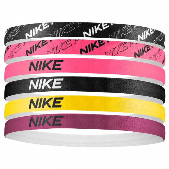 NIKE PRINTED HEADBANDS 6PK M1