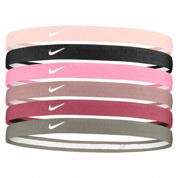 NIKE SWOOSH SPORT HEADBANDS 6PACK SW1