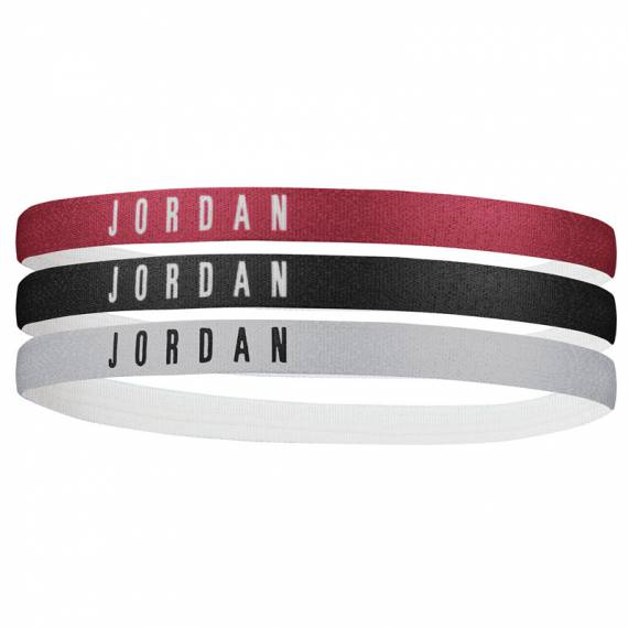 JORDAN HEADBANDS 3PACK BRW